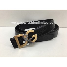 Black With Gold