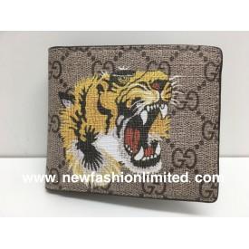 Beige Tiger Design